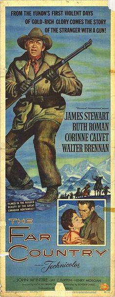 Região do ódio (1954)