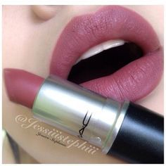 "This lip color ""Brave"" by Mac looks amazing. Description from pinterest.com. I searched for this on bing.com/images"