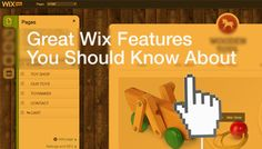 With so many things you can do on the Wix website builder here are 5 more featu - Wix Template - Create your website with Wix. - With so many things you can do on the Wix website builder here are 5 more features you should really check out Simple Website, Website Web, Website Ideas, Create Your Website, Branding, Educational Websites, How To Memorize Things, Web Design, About Me Blog