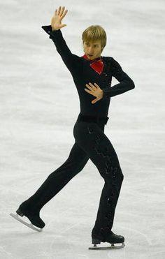 Evgeni Plushenko ~ Olympic Figure Skating Champion 2006