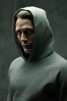 Mads In the hoodie! Ok my brother. RF