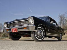 1966 Chevrolet Chevy II Nova S-S L79 327 350HP Hardtop Coupe