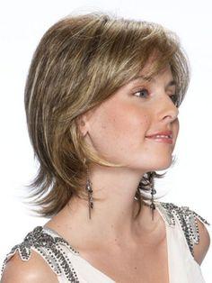 Gorgeous Medium Length Hairstyles-2