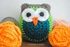 Little Owl *Free Pattern * this would be super cute as a Lovey with a little chevron blankie attatched