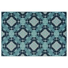 SONOMA Goods for Life™ Tile Medallion Indoor Outdoor Rug