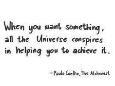 Paolo Coelho, The Alchemist