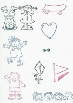 Index - Kids at Play by galleryindex - Cards and Paper Crafts at Splitcoaststampers