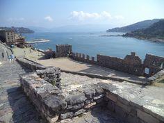 Veduta di Porto Venere da S. Pietro  (7-10 sett. 2014)