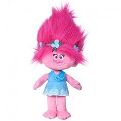 Princess Poppy Plush 40 cm From Trolls Movie Original Dreamworks Soft Toy Dreamworks, Trolls Poppy, Los Trolls, Cuddle Pillow, Barcelona, Troll Party, Star Wars Shop, Funko Pop Vinyl, Doll Toys