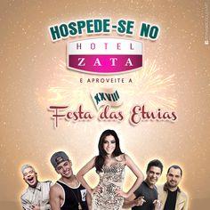 Hotel Zata Festa das Etnias