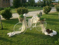 στολισμός ποδηλάτου Tent Wedding, Rustic Wedding, Birthday Decorations, Wedding Decorations, Dress, Outdoor Weddings, Weddings, Anniversary Decorations, Wedding Decor
