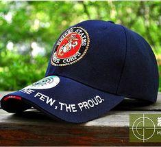 0c17961003c19 HAN WILD Brand US Army Marines Caps Mens Cap Snapback Tactical Baseball  Caps Strap back Mountaineer Travel Hat Bone Aba Curva