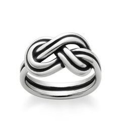 Adam I want this for Christmas - True Love Knot Ring | James Avery