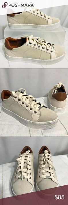 Coach Paddy Sneakers Size 7.5B New Coach Paddy Sneakers Size 7.5B New  New without box. Coach Shoes Sneakers