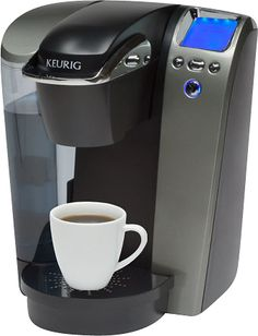 Keurig Brewer & a Cotton Candy Maker from Best Buy: Great Gifts at Affordable Prices