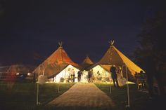 Peak Tipis - Creating a different and inspirational space for your Wedding or Event