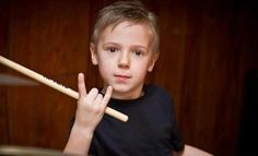 Meet the immensely talented 6 year-old prodigy drummer, Aver Molek, in our interview!