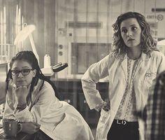 Orphan Black - Cosima and Delphine