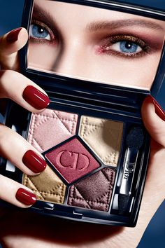 Dior Fall 2014 New 5 Couleurs Palettes..Another favourite one to use