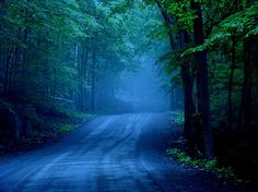We all have Dark and Winding Roads that we must travel.
