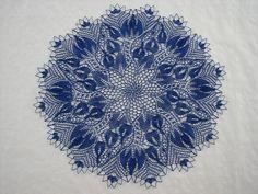 Ravelry: Fuchsienblüten pattern by Herbert Niebling
