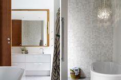 INTERIORS STUDIO — ALWILL Contemporary Design, Mirror, Studio, Bathroom, Interiors, Furniture, Home Decor, Washroom, Bath Room