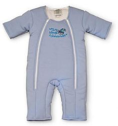 Just in! Blue Baby Merlin Magic Sleep Suit Size 6-9 months.