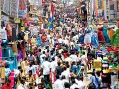 Chennai, India.  People, and more people.  Many, many poor people.