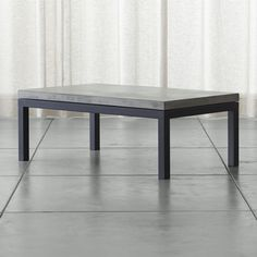 Express your unique style with a coffee table from Crate and Barrel. Browse a variety of tables made from wood, metal and glass. Shop online.