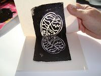 printmaking: styrofoam printmaking tutorial