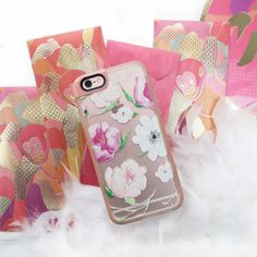 Click through to see more floral print iPhone 6 phone case designs by @simplyjessicam >>>https://www.casetify.com/simplyjessicamarie/collection #floralprint | @casetify