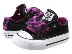 Converse Kids Chuck Taylor® All Star® Double Tongue (Infant/Toddler)