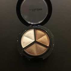 Three Color Eyeshadow, Mirror, Sided Brush. Three Color Eyeshadow, Mirror, Sided Brush. New and Never Used. Makeup Eyeshadow