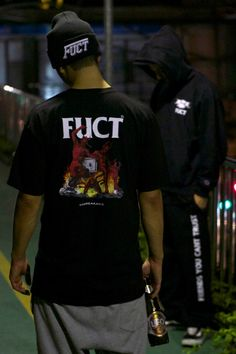 Lookbook FUCT (Fall/Winter 2013)