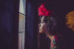 Clothes - Jofleming Design Jewelry - Lotta Djossou Make up - Harriet Rainbow Models - Maïka Smith Hair - @simplybeautifulweddinghair Photographer - @almostneverblackandwhite & @photocillinuk #jewelry #bijoux #love #elegant #vintage #madeinfrance #handmade #beautifuldesign #wedding #hair #makeup #perfect #amazing