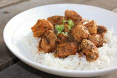 Peach Pork Picante - great expectations: - quick recipe of the week -
