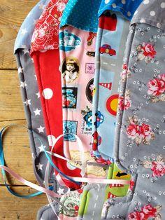 - ANTILOP kinderstoel - kussen | a lot of handmade happiness: