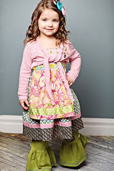 My favorite knot dress ever ~ I wish I had it in the next size up.  #matildajaneclothing #MJCdreamcloset
