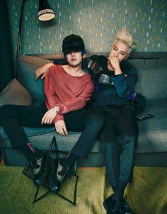 Harper's Bazaar Korea March 2014 (GDYB)
