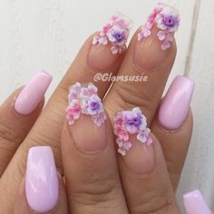 ✨@glamsusie  _____________________________________________  #nails #nail #beauty #pretty #girl #girls #stylish  #styles #gliter #nailart #art #opi  #essie #unhas #preto #branco #rosa #love #shiny #polish #nailpolish #nailswag #anastasiabeverlyhills #vegas_nay #wakeupandmakeup #hudabeauty #acrylic #notd #instanails #ignails