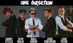 One Direction GIF, Zayn, Liam, Louis, Harry, Niall