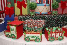 festa infantil natal