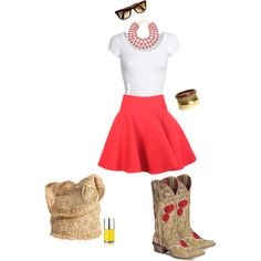 If I was the type to go to SXSW, ACL, and those kinds of events, here's what I'd wear.