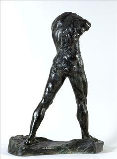 Auguste Rodin . L'Homme qui marche. 1899 © Musée Bourdelle / Roger-Viollet