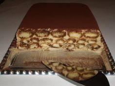 Tiramisu mit QimiQ - Rezept Tiramisu Mascarpone, Snacks, Italian Recipes, Bakery, Food And Drink, Low Carb, Cupcakes, Candy, Cookies