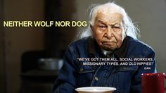 We seek support for the distribution of our acclaimed feature film adaptation of the Native American novel Neither Wolf Nor Dog