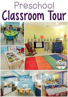 We invite you to come in and take a tour of Play to Learn Preschool! See pictures of the classroom, and read about how we organize our day. via @PlayToLearnPS