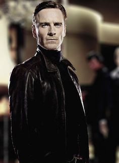 Magneto  --- I'm sorry. I never thought I could ever say this. But this is one villain I think is hotter then Loki and Khan. OHMYGOSH DID I JUST SAY THAT