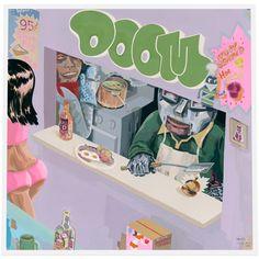 Hoe Cakes (Poster), MF DOOM
