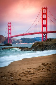 Golden Gate Bridge by Celso Diniz on 500px